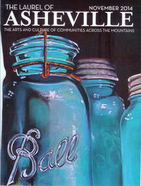 Laurel of Asheville Magazine Cover